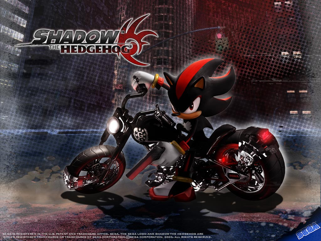 Wallpapers Shadow The Hedgehog